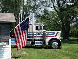 Two American Patriots | 10-4 Magazine Patriot Disposal Waste Cnections 38 Peterbilt 388 American Civilian Gta San Andreas Youtube Hunt Transportation Adds Five To The Fleet 2015 Ride Of Pride Truck Express Llc Home Facebook Freightliner Trucks And Western Star Lines Transport Inc Spotlight On An Trucker August 2017 I40 Sb Part 4 Man Injured When Truck Overturns Route 279 The Bennington