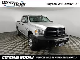 100 West Herr Used Trucks 2016 Ram 2500 Tradesman TOF190065B For Sale In Williamsville NY