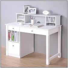 Small White Corner Computer Desk by White Computer Desk With Drawers Furniture Magnificent Mini