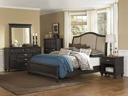 Black Leather Headboard Queen by Bedroom Superior Contemporary Black Italian Furniture For