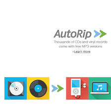Thousands Of CDs And Vinyl Records Come With Free MP3 Versions Learn More About Autorip