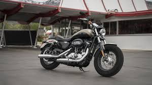 2015 - 2018 Harley-Davidson Sportster 1200 Custom | Top Speed