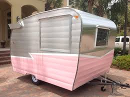 100 Custom Travel Trailers For Sale Shasta Compaq With Wings Vintage Camper Replica