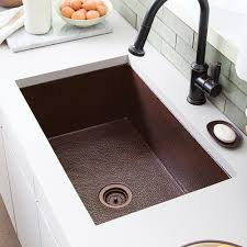 cocina 33 copper kitchen sink native trails