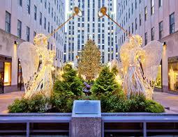 Rockefeller Plaza Christmas Tree by Rockefeller Center Citysights Ny Blog