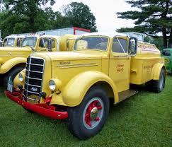 100 Mack Trucks Macungie Skip McKeans 1946 Model EH Fuel Truck Taken At The A Flickr