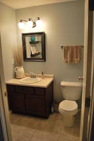 brown half bathroom popular with photo of brown half ideas new in