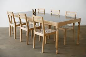 1 Brass Top Dining Table With Chairs V2
