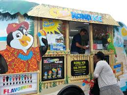 100 Food Trucks Baton Rouge Review Kona Hawaiian Shaved Ice Truck HankOncom