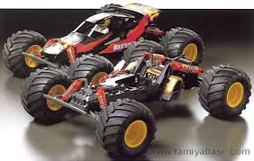 100 Tamiya Rc Trucks RC Mad Bull 58205