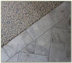 tile to carpet transition tiles home decorating ideas