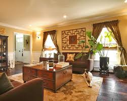 Asian Home Decor Yellow Colors