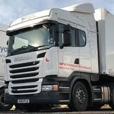 100 Truck Driving Schools In Ct HGV C CE And CPC Driver Training Scania Great Britain