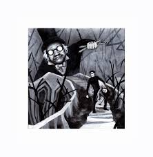 The Cabinet Of Doctor Caligari 1920 by Cabinet Of Dr Caligari By H Magoria On Deviantart