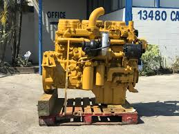 USED 2002 CAT C12 TRUCK ENGINE FOR SALE IN FL #1209