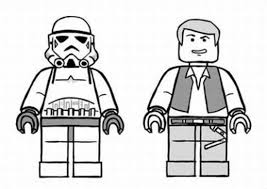 Star Wars Colouring In Sheets