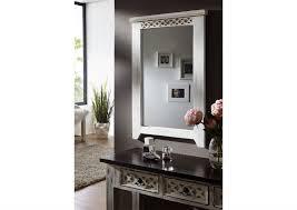 spiegel mango akazie 60x3x90 weiß gewachst castle antik 227