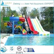 Pool Slide Used Swimming Slides For Sale Pools Above Ground