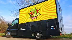 100 Food Truck Wraps T Plantbased Specialised In Rollin By