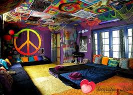 psychedelic bedroom gallery for hippie room hippie room decor