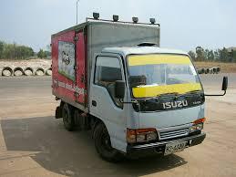 File:Isuzu-small Truck-Thailand.front.JPG - Wikimedia Commons