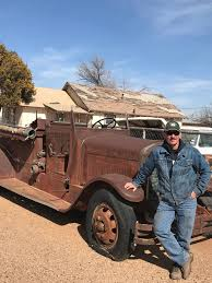 100 Texas Trucks Antique Fire Truck In Aspermont Pinterest