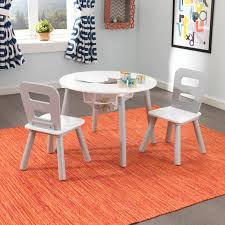 KidKraft Kids 3 Piece Round Table And Chair Set & Reviews   Wayfair Kidkraft Farmhouse Table And Chair Set Natural Amazonca Toys Nantucket Kids 5 Piece Writing Reviews Cheap Kid Wood And Find Kidkraft 21451 Wooden 49 Similar Items Little Cooks Work Station Kitchen By Jure Round Ding Vida Co Zanui Photos Black Chairs Gopilatesinfo Storage 4 Hlighter Walmartcom Childrens Sets Webnuggetzcom Four Multicolored