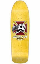 Powell Peralta Tony Hawk Skateboard Decks by Powell Peralta Old Tony Hawk Skull Black Metallic