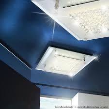 12 watt led wohnzimmer decken le kristalle klar leuchte