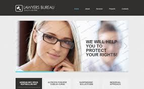 bureau free free responsive javascript template