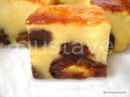 dessert aux pruneaux facile far breton aux pruneaux la recette gustave