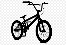 Bicycle BMX Bike Cycling Clip Art