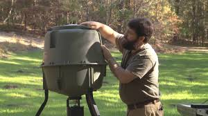 How to Assemble the Moultrie Quicklock Deer Feeder Hopper