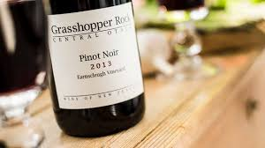 grasshopper rock central otago pinot noir 2014 wines