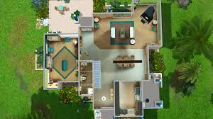 Sims 3 Floor Plans Download by Simply Ruthless Turquoise Bay Modern