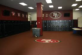 Cool Golden State Warriors Locker Room Home Decor Color Trends