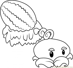Coloring Pages 54 Phenomenal Plants Vs Zombies Free Coloring Pages