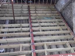 Distance Between Floor Joists by Loft Conversion A How To Guide Installing The Floor Joists To A