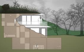 Underground House Decohubs View Architecture Pinterest