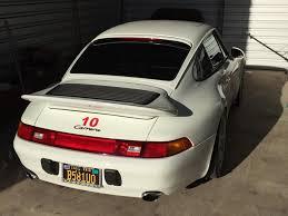 1960 a California Black License Plate Rennlist Porsche