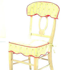 Sew Dining Chair Covers Slipcover Patterns Arm Cover Armchair Pattern Sewing