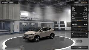 ETS2 - Hyundai Santa Fe (1.30.x) | Truck Simulator Mods Download