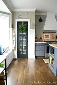 Cool Pantry Doors Cabinet Tall Kitchen Pantry Cabinet Door Tall