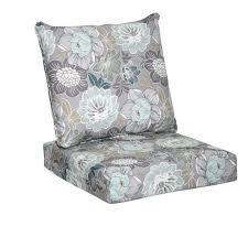 Steamer Chair Cushions Canada by Outdoor Chair Cushions Outdoor Cushions The Home Depot