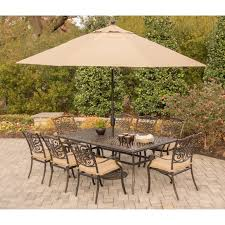 Patio Umbrella Canopy Replacement 6 Ribs 8ft by Outdoor 6 Rib Umbrella Replacement Canopy Outdoor Umbrella Parts