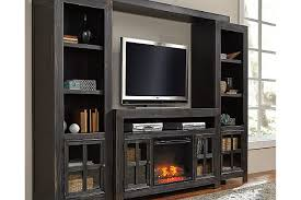 Wall Unit Shown On A White Background