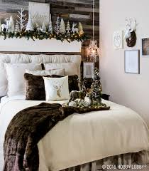 A Comfy Rustic Christmas Sophisticated Glamour Meets Cozy Cabin Charm In The Delightful Aspen Cove Collection Find This Pin And More On Home Decor