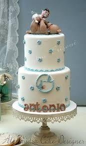 baptism cake kindertorte kuchen mit fondant torte zur geburt