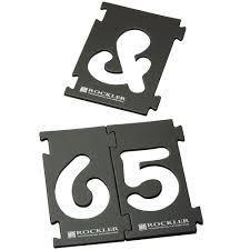 4 Interlock Signmakers Letter Kit