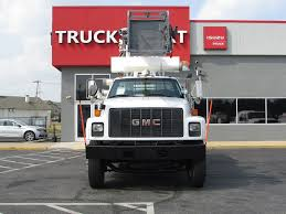 100 Bucket Trucks For Sale In Pa 2002 GMC TOPKICK C7500 CABLE PLAC BUCKET BOOM TRUCK FOR SALE 11066